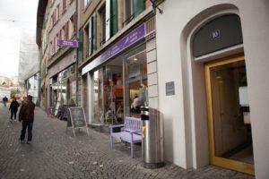 Salon de coiffure à Lausanne