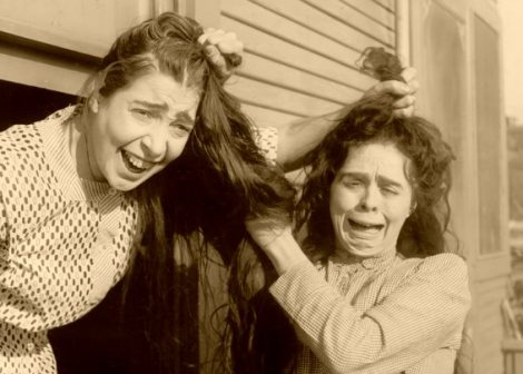 L'histoire des chevelures bouclées