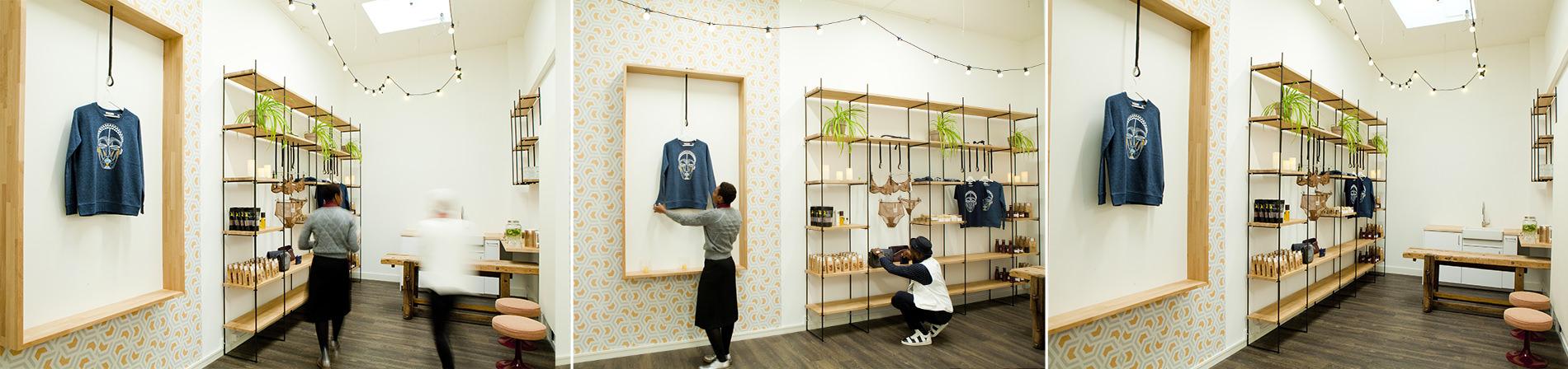 Concept store afro Lausanne
