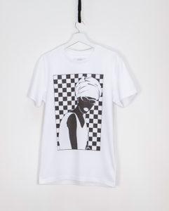 Tee-shirt Salyel motif africain