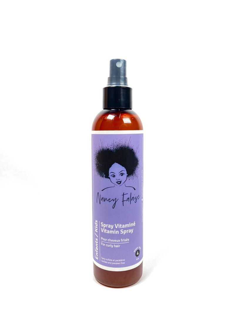 Spray vitaminé cheveux